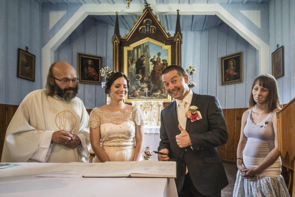 malá ochutnávka ze svatební fotogalerie